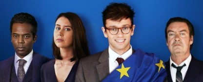 """Parlament"": One-Serie als unterhaltsame Odyssee durch die EU-Bürokratie – Review – Internationale Koproduktion kann trotz vieler Stereotype überzeugen – Bild: WDR/Joe Vets/France.tv"
