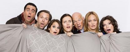 """Pastewka"": Neue Staffel, neuer Verbreitungsweg – Amazon Prime Video setzt Comedyserie exklusiv fort – Bild: Brainpool/Sat.1/Frank Dicks"
