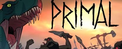 """""""Primal"""": TNT Comedy zeigt Anime als deutsche TV-Premiere – Anime-Serie von Genndy Tartakovsky – Bild: TNT/Warner Bros. Television"""