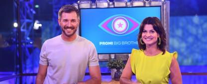 """""""Promi Big Brother"""" mit Zuschauern unter freiem Himmel – Reality-Eventshow lässt Publikum vor Ort zu – Bild: Sat.1/Willi Weber"""