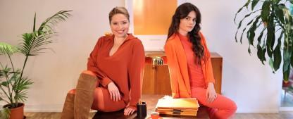 """""""Queens of Comedy"""": ZDFneo dreht neue Sketchshow mit weiblichem Ensemble – Mit den Frier-Schwestern, Stratmann, Ilg, Schneeberger, Amft und Co. – Bild: ZDF/Frank Hempel"""
