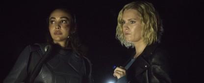 """""""The 100"""": Was verbirgt sich auf Planet Nakara? – Review – Unser Recap zur sechsten Episode der siebten Staffel """"Nakara"""" – Bild: The CW"""