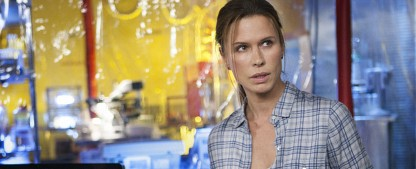 """""""Supergirl"""": Rhona Mitra spielt neuen Bösewicht – Bodyguard von Lex Luthor hält Kara Danvers in Atem – Bild: TNT"""
