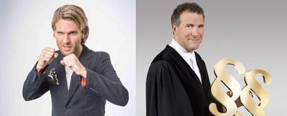 """""""Dinner Party"""" engagiert Richter Alexander Hold und Ex-9Live-Moderator Robin Bade – Nächtliches Sat.1-Format wird erneut überarbeitet – Bild: Sat.1/Willi Weber/Sat.1"""