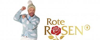 """""""Rote Rosen"""": Ross Antony wird zu Tony Frost – Schlagersänger verkörpert waghalsigen Wetter-Frosch – Bild: ARD/Nicole Manthey"""