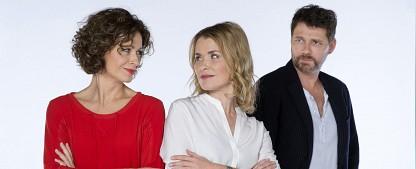 """""""Rote Rosen"""": 15. Staffel mit Madeleine Niesche startet im Februar – Andrea Lüdke und Björn Bugri neu in der ARD-Telenovela – Bild: ARD/Thorsten Jander"""