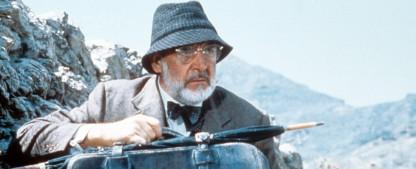 """Sean Connery im Alter von 90 Jahren verstorben – Filmlegende aus """"James Bond"""", """"Indiana Jones"""" und """"Highlander"""" – Bild: Paramount Pictures, Lucasfilm"""