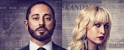 """""""Blinded"""": Sat.1 Emotions holt schwedische Krimiserie nach Deutschland – """"Bad Banks""""-Serie aus Schweden nach einem echten Fall – Bild: SBS"""