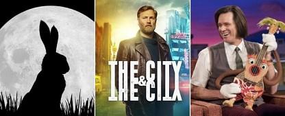 """Die 6 wichtigsten Serien im Dezember – Serientipps von """"Kidding"""" bis Stalking, von Hunden bis Kaninchen – Bild: Neflix, BBC two, Showtime"""