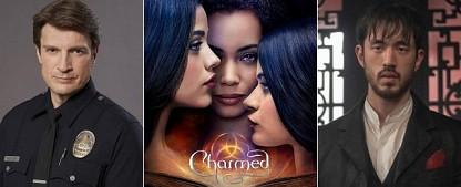 """Die 6 wichtigsten Serien im Juni – Von """"Charmed"""" bis """"The Rookie"""", von """"Warrior"""" bis """"The Rook"""" – Bild: ABC, The CW, Cinemax"""