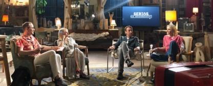 """""""'Game of Thrones' ist wie 'Lindenstraße' mit Drachen"""": Kritik zu """"Seriös – Das Serienquartett"""" – Neuer Serientalk ab heute bei One – Bild: WDR"""