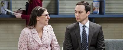 """""""The Big Bang Theory"""": Mayim Bialik und Jim Parsons mit neuer Sitcom – FOX erteilt Serienbestellung für """"Miranda""""-Remake """"Carla"""" – Bild: CBS"""