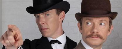 """Das Erste zeigt """"Sherlock""""-Special an Ostern – Deutsche TV-Premiere der Sonderfolge – Bild: BBC"""