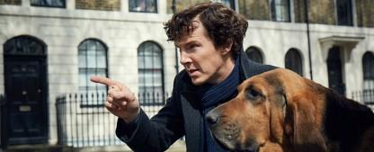 """""""Sherlock"""": BBC veröffentlicht ersten Trailer zu Staffel vier – Titel der dritten Episode bestätigt – Bild: BBC"""