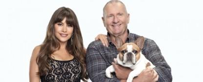"""""""Modern Family"""": Bulldogge Stella verstirbt nach Ende der Dreharbeiten – Hündin stand sieben Staffeln lang neben den Pritchetts vor der Kamera – Bild: ABC"""
