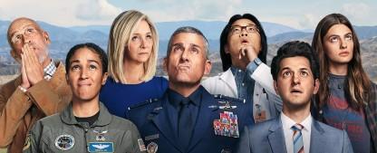 """""""Space Force"""": Netflix-Comedy mit Steve Carell erhält zweite Staffel – Kreative Neuausrichtung soll Comedy-Rakete auf Kurs bringen – Bild: Netflix"""