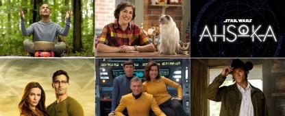 Die neuen Serien 2021 – Von Sci-Fi bis Comic, von Network bis Spin-Off – Ausblick auf die Serien-Highlights der kommenden Monate – Bild: TVNOW, CBS, Dinsey+, The CW, CBS All Access; The CW