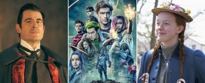 "Netflix-Highlights im Januar: ""Titans"", ""Dracula"", ""Anne with an E"" und ""Big Bang Theory"" – Interessante Neustarts beim Streaming-Primus zum Jahresanfang – Bild: Netflix"