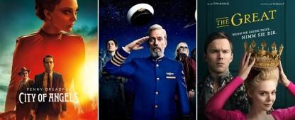 """Die 5 wichtigsten Serien im Juni – Vom """"fahlen Pferd"""" bis """"Penny Dreadful"""", von """"Avenue 5"""" bis """"The Great"""" – Bild: HBO/HBO/Starzplay"""