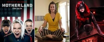 """Die 8 wichtigsten Serien im November – Von """"Lucie"""" bis """"Batwoman"""", von """"Yellowstone"""" zu """"Verbotene Liebe"""" – Bild: Prime Video/TVNOW, Richard Hübner/sixx"""