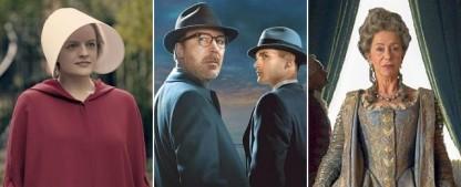 Die 8 wichtigsten Serien im Oktober – Von Butler bis Handmaid, von Euphorie bis Alien-Jäger – Bild: MGM, History, SKY