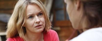 """""""Ein starkes Team"""": Stefanie Stappenbeck wird neue Kommissarin – Drehstart für die Nachfolgerin von Maja Maranow – Bild: ZDF/Chris Hirschhäuser"""