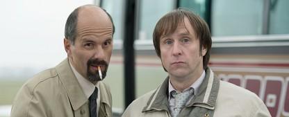 """""""Stromberg"""": Betriebsausflug mit der Capitol – Kinopremiere am 20. Februar 2014 bestätigt – Bild: Brainpool / Willi Weber"""