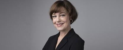 """""""Sturm der Liebe"""": Saalfelds Exfrau verlässt den Fürstenhof – Elke Winkens verabschiedet sich von der ARD-Telenovela – Bild: ARD/Christof Arnold"""