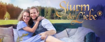 """""""Sturm der Liebe"""": ARD enthüllt neues Hauptdarsteller-Paar – Traumhochzeit und Staffelstart noch vor Weihnachten – Bild: ARD/Christof Arnold"""