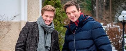 """""""Sturm der Liebe"""": Zwei neue Gesichter am Fürstenhof – Patrick Dollmann und Jeroen Engelsman verstärken ARD-Telenovela – Bild: ARD/Christof Arnold"""