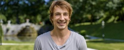 """""""Sturm der Liebe"""": Verlorener Sohn taucht auf – Sebastian Fischer stößt als Viktor Saalfeld zum Hauptcast – Bild: ARD/Christof Arnold"""