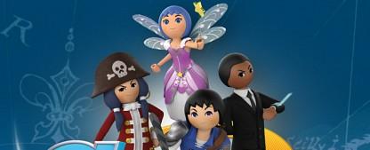 """""""Super 4"""": TV-Premiere der Playmobil-Serie im Disney Channel – CGI-Adaption der berühmten Spielzeugfiguren – Bild: Method Animation/morgen studios"""