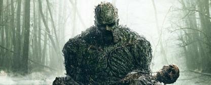 """""""Swamp Thing"""": Neuauflage des """"Ding aus dem Sumpf"""" mit zu hohem Trashfaktor – Review – Horror-Drama nach DC-Comics bleibt saftlos – Bild: DC Universe"""
