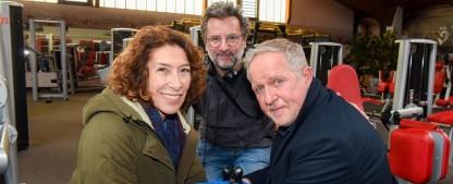 """Startschuss für neue """"Tatort""""-Saison fällt in Österreich – Krassnitzer und Fellner ermitteln im Fitnessstudio – Bild: ORF/Hubert Mican"""