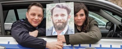 """""""Tatort"""" Weimar: Ulmen und Tschirner ermitteln im Fall """"Der feine Geist"""" – Elfter Fall für Kira Dorn und Lessing – Bild: MDR/MadeFor/Steffen Junghans"""