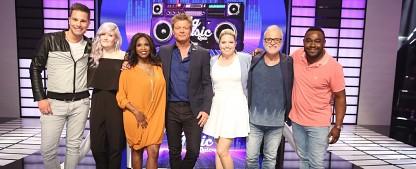 """TV-Kritik: """"The Big Music Quiz"""" – Neue RTL-Show für Musiknerds – Prominente stellen ihr Musikwissen unter Beweis – Bild: RTL/Ralf Jürgens"""