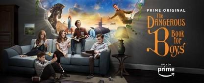 """""""The Dangerous Book for Boys"""": Amazon beendet Serie von Produzent Bryan Cranston – Jugendserie war zu kostspielig – Bild: Amazon"""