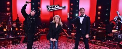 """Quoten: Jubiläumsstaffel von """"The Voice of Germany"""" geht erfolgreich zu Ende – Free-TV-Premiere von """"Mamma Mia!"""" versagt, auch """"Grill den Henssler"""" tut sich schwer – Bild: ProSiebenSat.1/Claudius Pflug"""