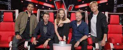 """Sat.1 zeigt die neue Staffel von """"The Voice of Germany"""" sonntags – Neue Sendeplätze für """"Navy CIS"""" und """"Luke!"""" – Bild: ProSieben/Sat.1/Richard Hübner"""