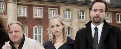 """Friederike Kempter hört nach 17 Jahren beim Münster-""""Tatort"""" auf – Thiel und Boerne ermitteln bald ohne Kommissarin Krusenstern – Bild: WDR/Martin Menke"""
