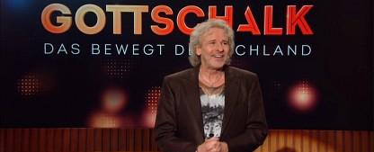 """Mensch Gottschalk: Das bewegt Deutschland – Premiere der neuen RTL-Show – Review – Vier Stunden langes """"stern TV""""-Potpourri à la Gottschalk – von Glenn Riedmeier – Bild: RTL/Screenshot"""
