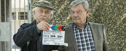 """Die """"Rentnercops"""" ermitteln weiter – Drehstart zur dritten Staffel – Bild: obs/ARD Das Erste/© ARD/Kai Schulz"""