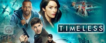 """""""Timeless"""": NBC verkündet Starttermin für die zweite Staffel – Zeitreiseabenteuer gehen in den USA im März weiter – Bild: NBC"""