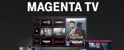Neue Tarife: TVNOW Premium wird in MagentaTV integriert – Mediengruppe RTL und Telekom machen gemeinsame Sache – Bild: MagentaTV