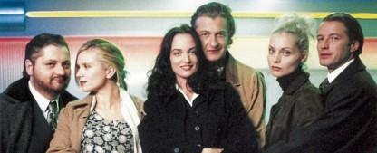 """""""Um die 30"""": ZDF dreht Fortsetzung der 90er-Jahre-Serie – Natalia Wörner und Dominic Raake kehren für """"Um die 50"""" zurück – Bild: ZDF/Ralf Wilschewski"""