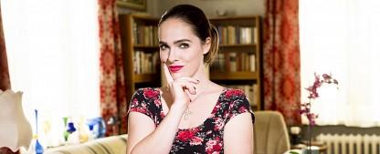 """""""Magda macht das schon!"""": Vierte Staffel wird gedreht – Verena Altenberger kehrt in ihrer Paraderolle zurück – Bild: MG RTL D / Gordon Muehle"""