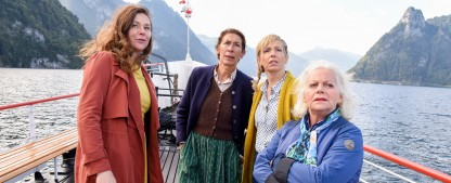 """""""Vier Frauen und ein Todesfall"""": Neunte Staffel kommt vier Jahre nach Dreh ins Fernsehen – ORF kündigt """"neue"""" Folgen der Erfolgsserie an – Bild: ORF/Hubert Mican"""