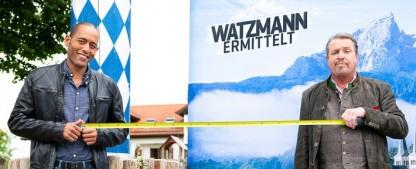 """""""Watzmann ermittelt"""": Drehstart zu zwölf weiteren Folgen – ARD-Vorabendserie dreht nach Corona-Pause wieder – Bild: obs/ARD Das Erste"""