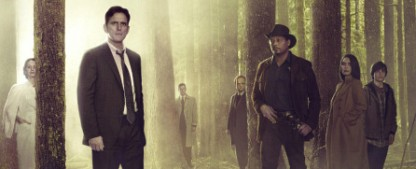 Wayward Pines – Review – Mysteryserie mit Matt Dillon ab Donnerstag beim Fox Channel – von Marcus Kirzynowski – Bild: FX Productions