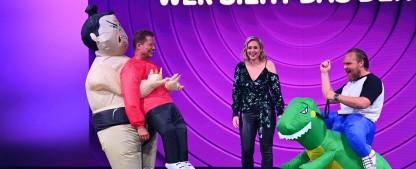 """Quoten: Guter Auftakt für """"Wer sieht das denn?!"""", """"Schwiegertochter gesucht"""" mit Allzeittief – RTL-Zwei-Sozialdokus räumen ab, Verluste für """"MacGyver"""" und """"Reef Break"""" – Bild: ProSieben/Willi Weber"""